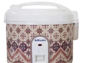 Rekomendasi 3 Tipe Rice Cooker Miyako Kecil