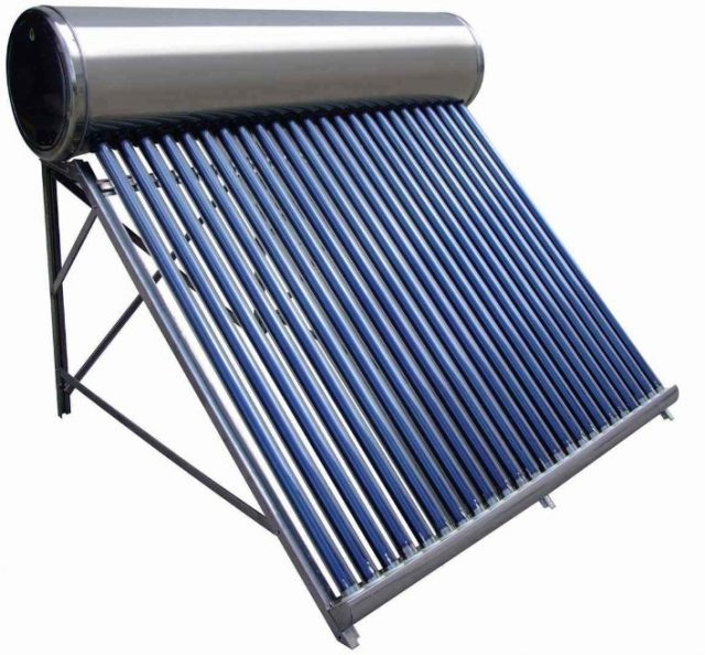 Apa saja kelebihan Intisolar Solar Panel Water Heater
